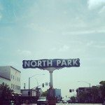 North Park 92104 Sign