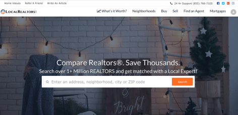local realtors referral network