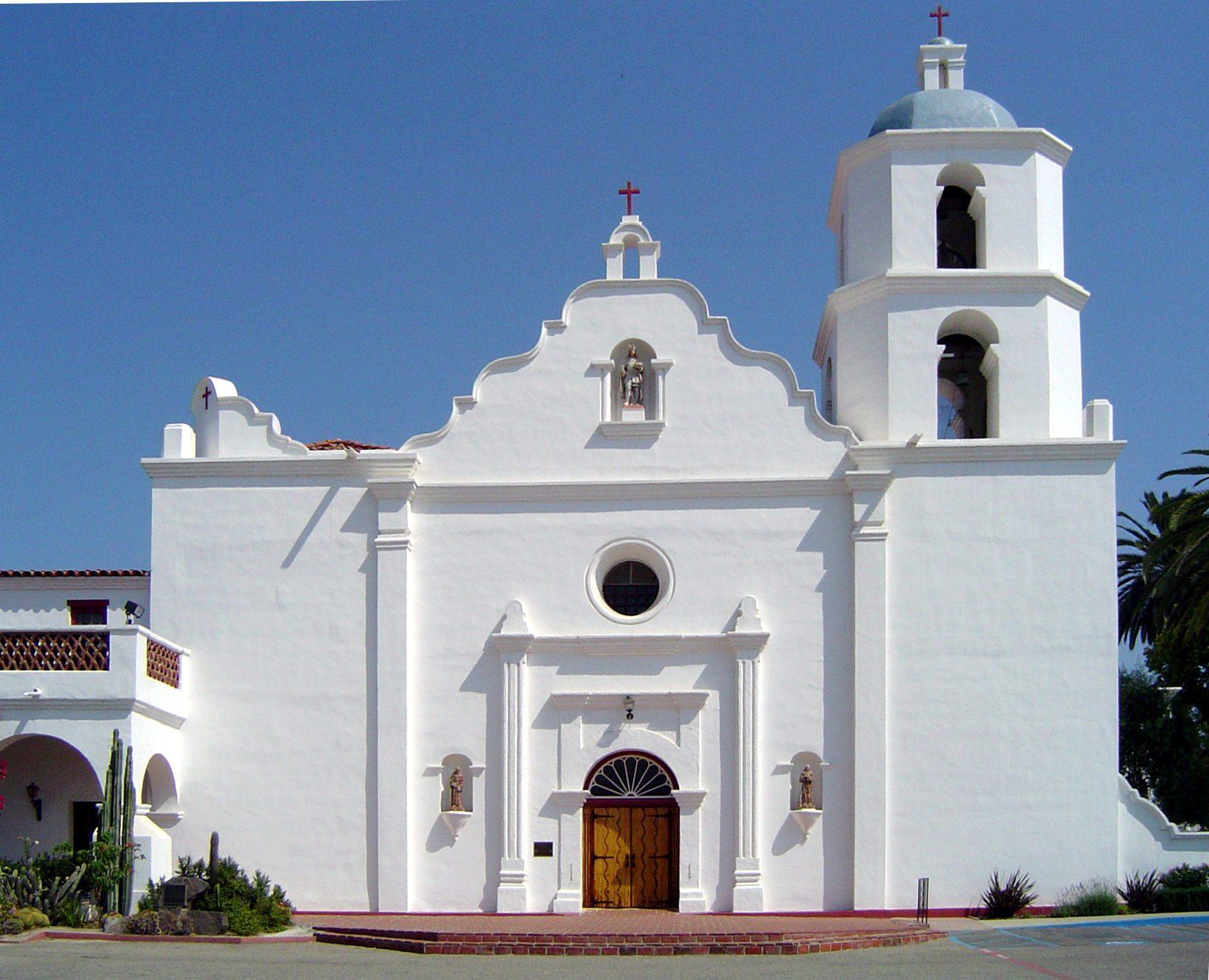 San Luis Rey Vista in county California