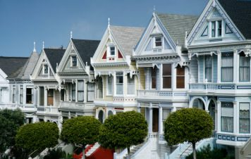 Pacific Heights in San Francisco county California