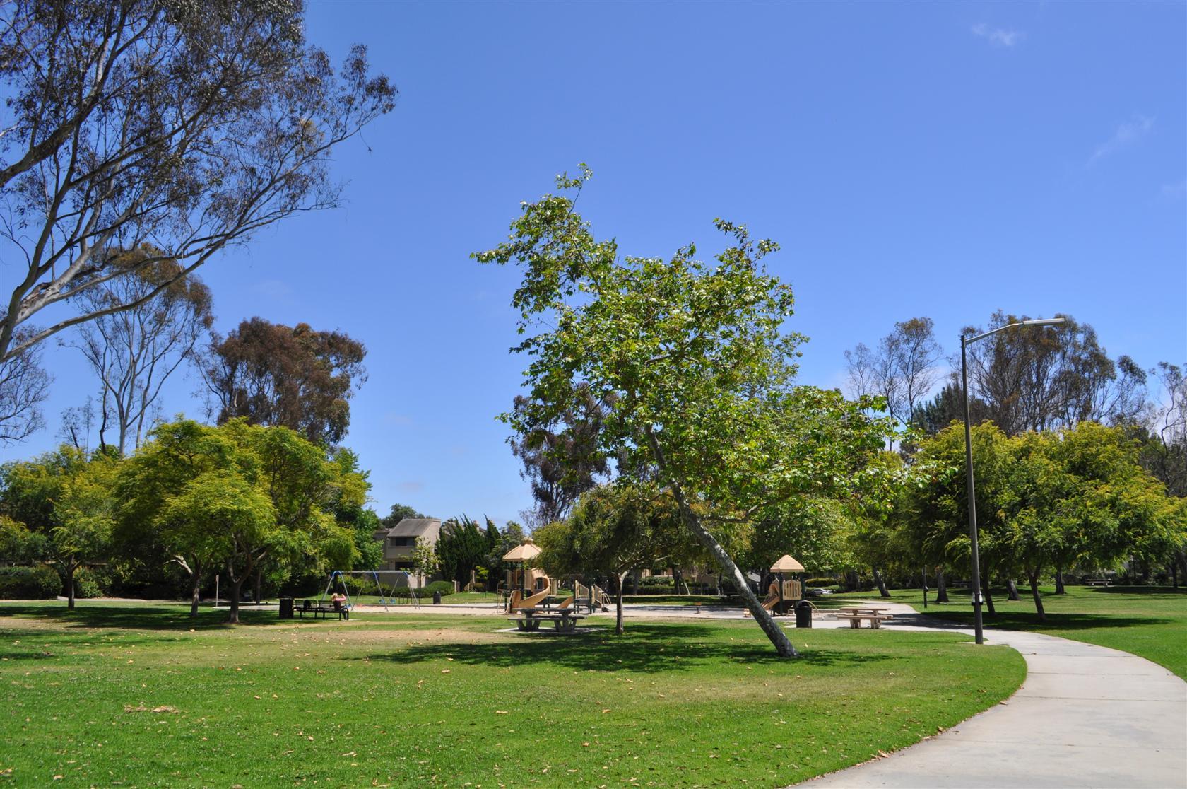 La Jolla Village in San Diego county California